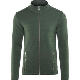 Ivanhoe of Sweden Assar Full Zip Jacket Men rifle green